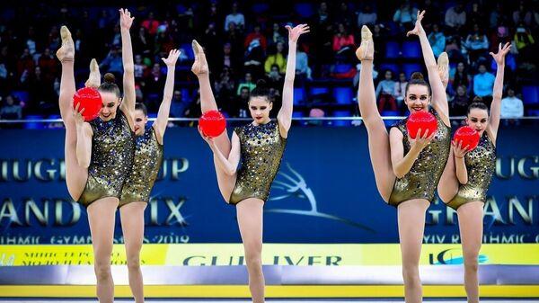 Сборная Украины по художественной гимнастике