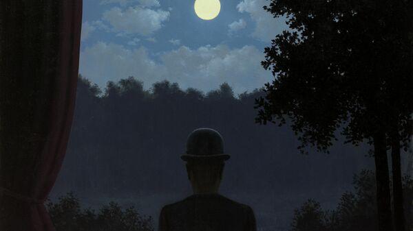 Картина Рене Магритта Навстречу удовольствию