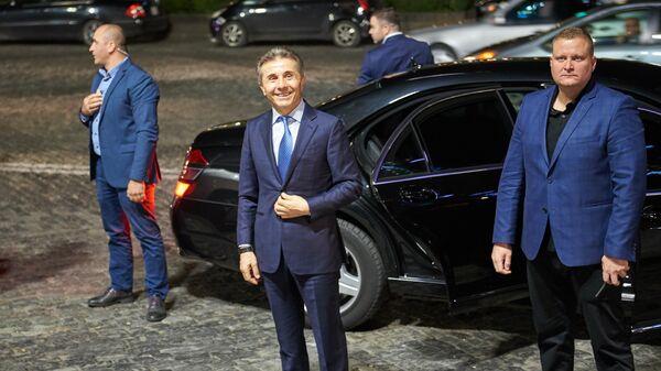 Председатель и основатель правящей в Грузии партии Грузинская мечта Бидзина Иванишвили