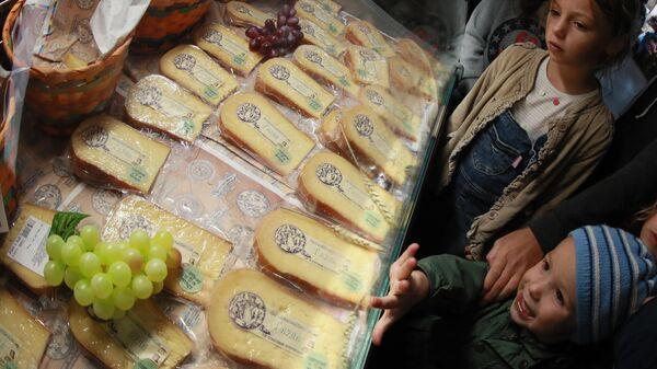 Всероссийский фестиваль фермерской продукции Сыр. Пир. Мир