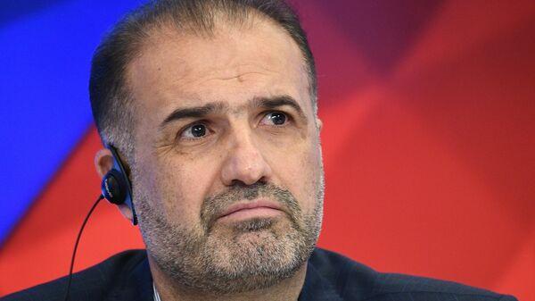 Чрезвычайный и полномочный посол Исламской Республики Иран в РФ Казем Джалали