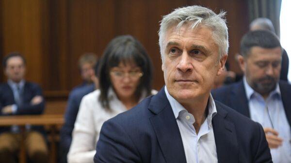 Основатель Baring Vostok Майкл Калви в суде