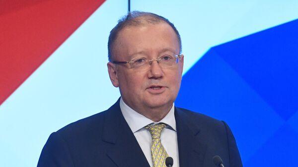 Ректор Дипломатической академии МИД России Александр Яковенко