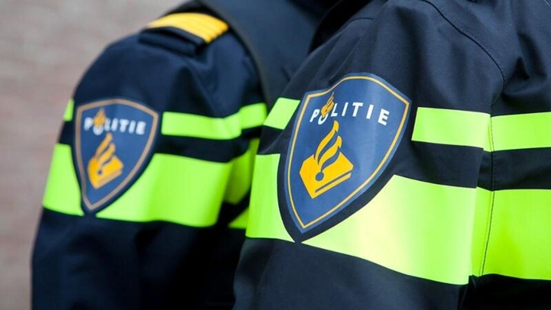 Полиция Нидерландов - РИА Новости, 1920, 17.01.2021