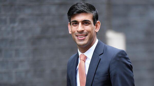 Риши Сунак у резиденции премьер-министра Великобритании на Даунинг-стрит в Лондоне