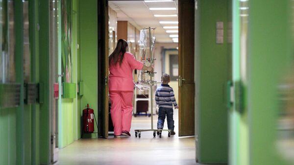 Деткое онкологическое отделение