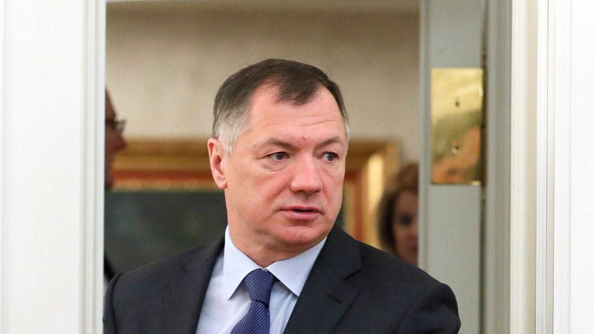 Премьер-министр РФ М. Мишустин провел совещание с вице-премьерами РФ - РИА Новости, 1920, 19.05.2021