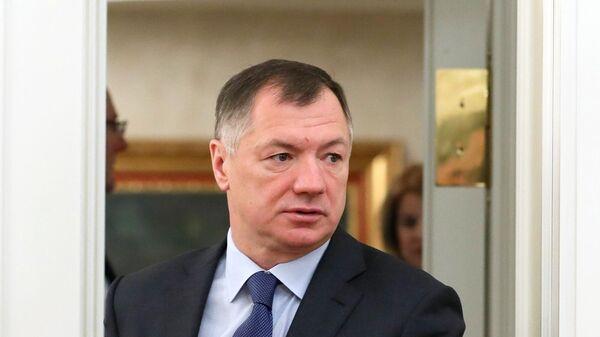 Премьер-министр РФ М. Мишустин провел совещание с вице-премьерами РФ