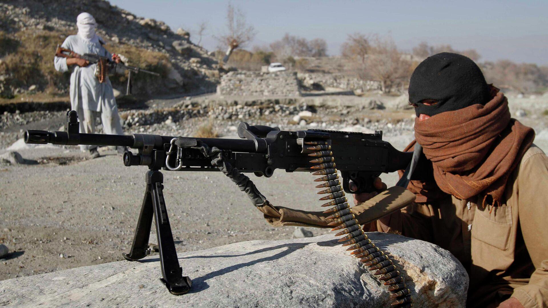 Боевики радикального движения Талибан* в Афганистане - РИА Новости, 1920, 02.08.2021