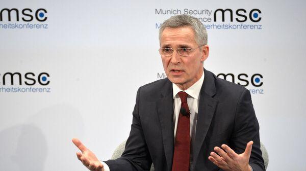 """Генсек НАТО рассказал о рычагах давления на """"Талибан""""*"""