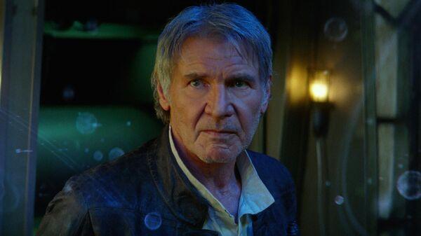 Кадр из фильма Звездные войны: Пробуждение силы