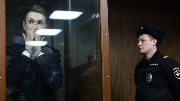 Андрей Баршай в суде. 18 февраля 2020