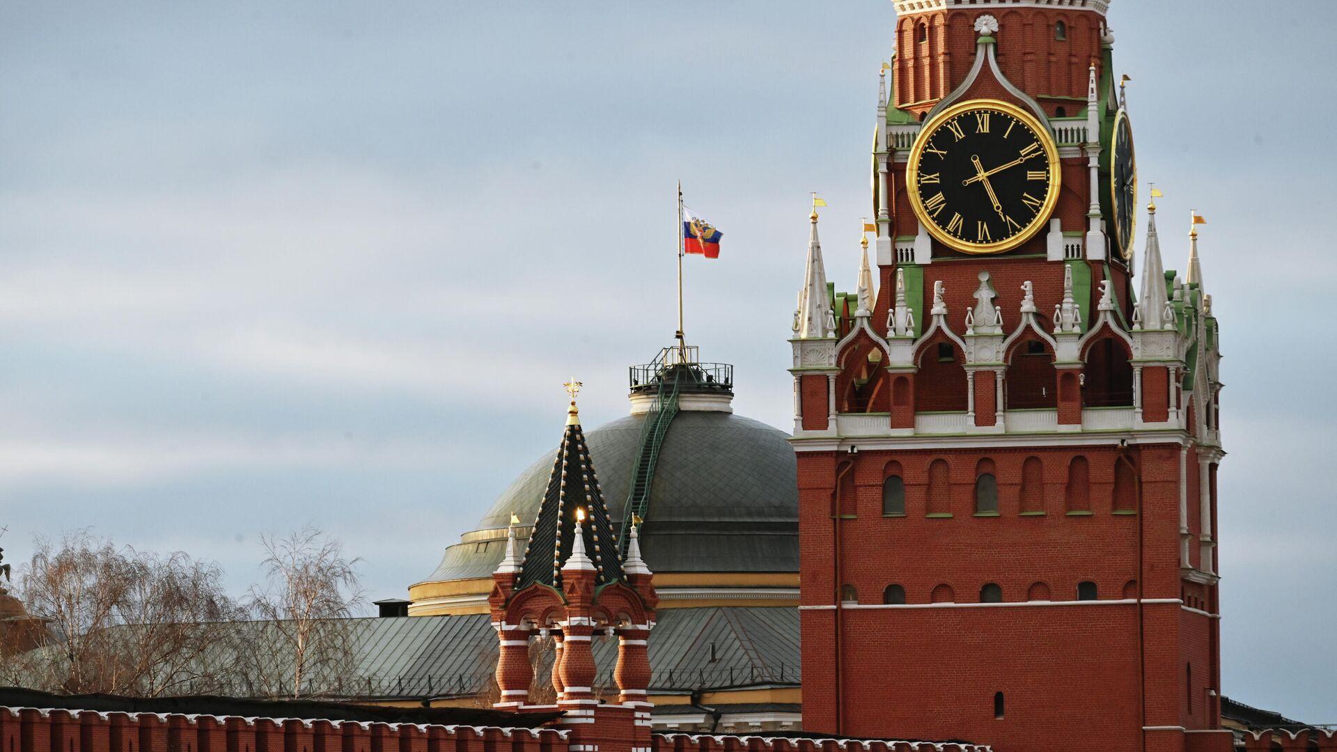 Московский Кремль - РИА Новости, 1920, 07.10.2020