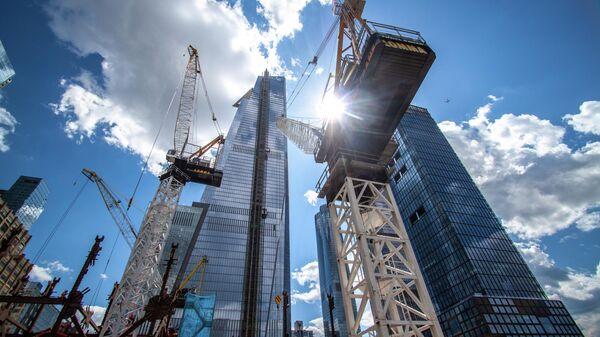 Строительство в США