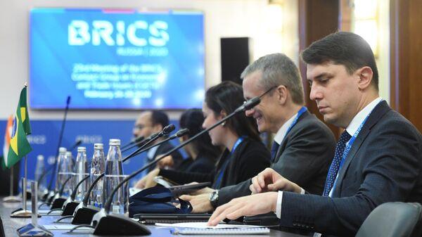 Заседание Контактной группы БРИКС по торгово-экономическим вопросам. 26 февраля 2020