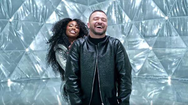 Скриншот видеоклипа SZA, Justin Timberlake The Other Side