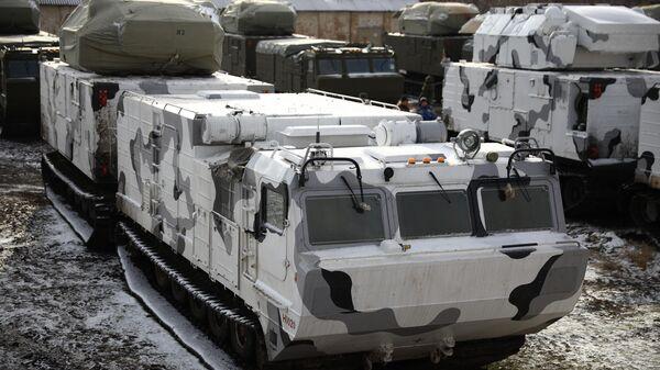 Арктические комплексы ПВО Тор-М2ДТ