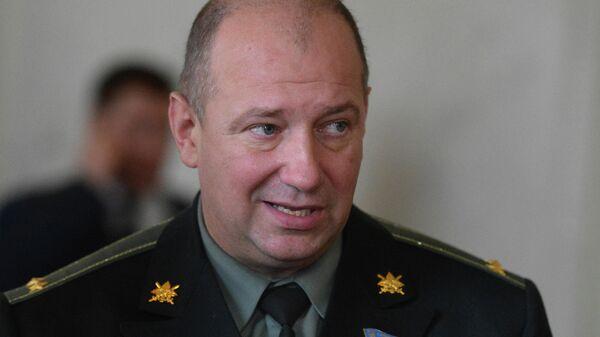 Экс-командир добровольческого батальона Айдар Сергей Мельничук