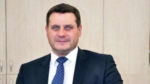 Генеральный директор Спутникса Владислав Иваненко