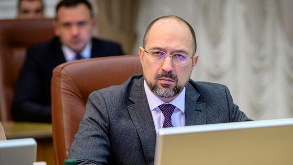 Вице-премьер-министр Украины, министр развития общин и территорий Денис Шмыгаль