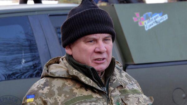 Генерал-лейтенант Вооруженных сил Украины в отставке Андрей Васильевич Таран