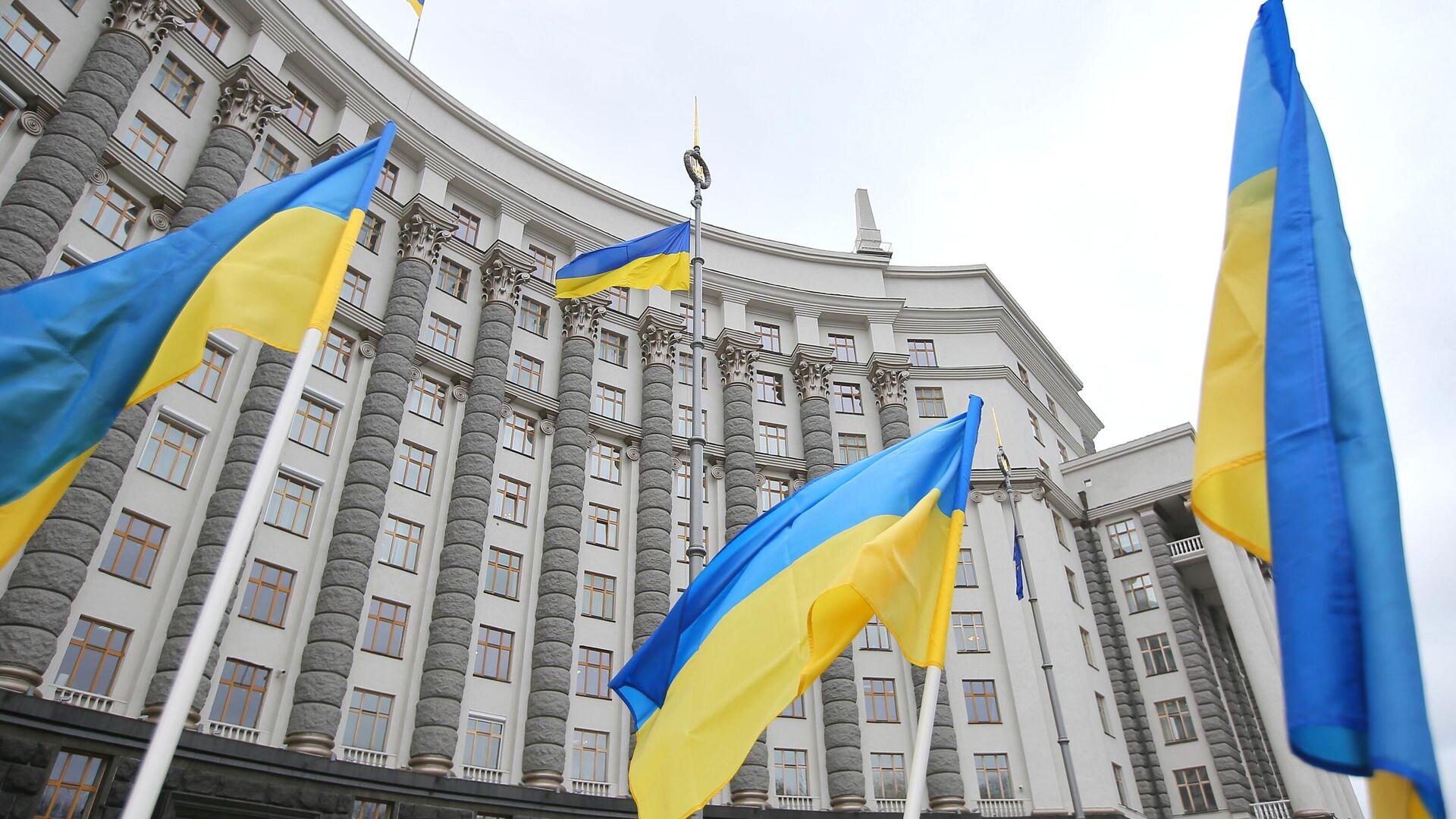 Здание правительства Украины в Киеве - РИА Новости, 1920, 18.10.2020