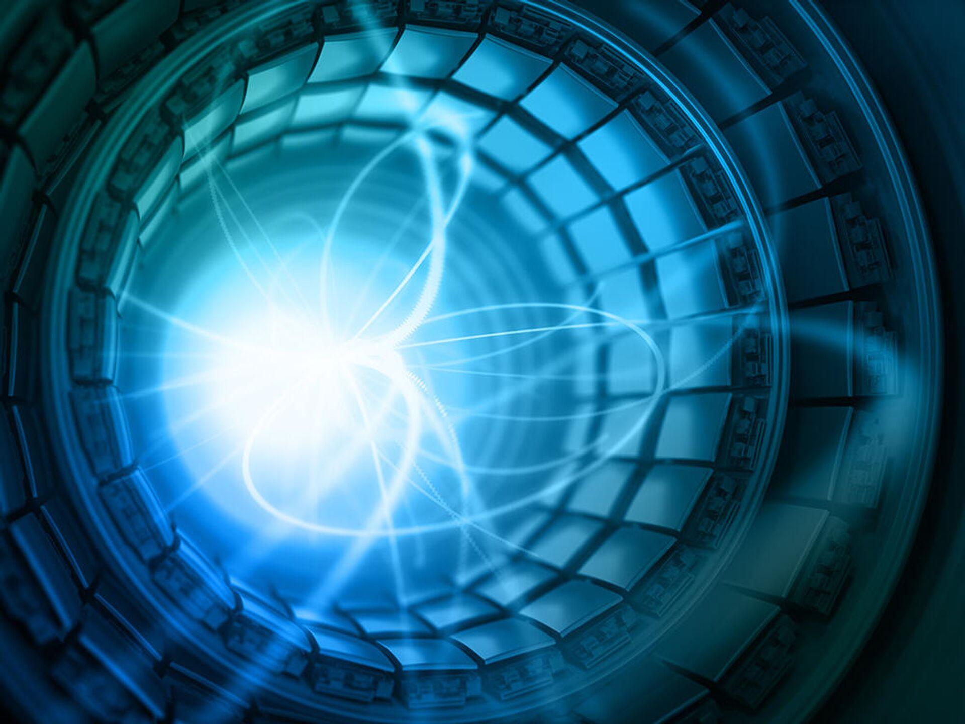 Физики нашли частицу, из которой может состоять темная материя - РИА Новости, 1920, 23.12.2020