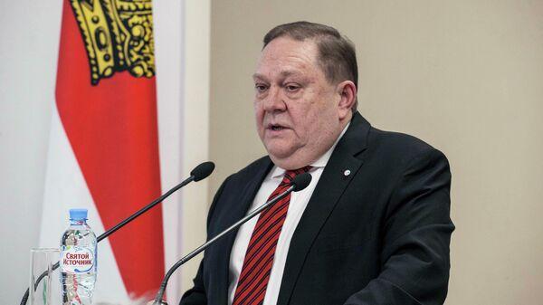 Министр здравоохранения Калужской области Константин Баранов
