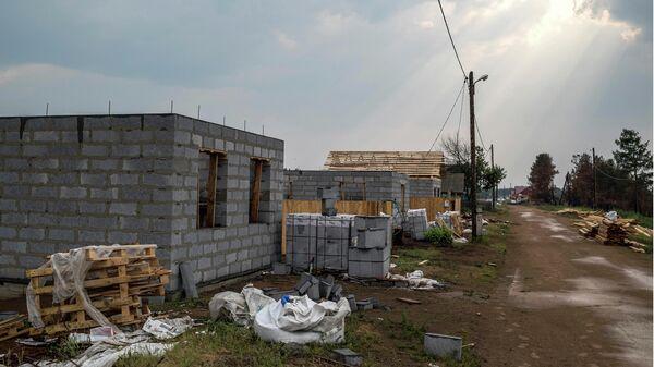 Строительство жилья в сельской местности