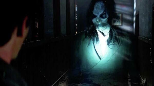 Кадр из фильма Синистер
