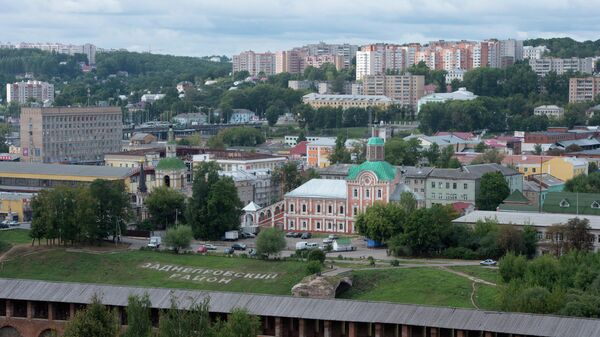 Виды города Смоленска