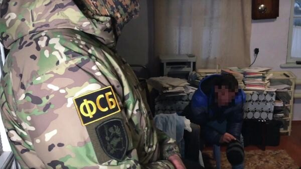 Пресечение деятельности террористической ячейки в Крыму