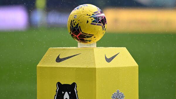 Футбольный мяч РПЛ