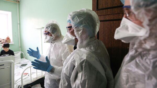 Врачи в обсерваторе  ГОАУЗ Мурманский областной центр специализированных видов медицинской помощи
