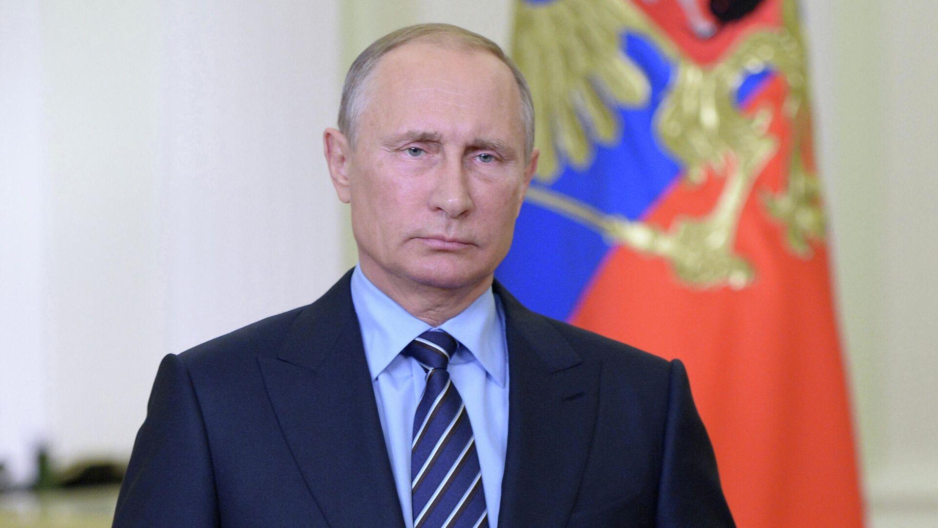 Президент России Владимир Путин - РИА Новости, 1920, 29.10.2020