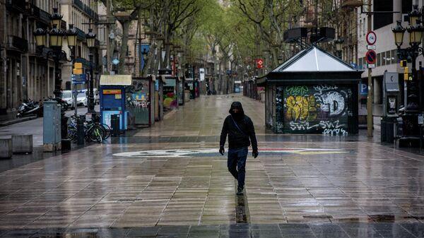 Ситуация в Барселоне в связи с COVID-19