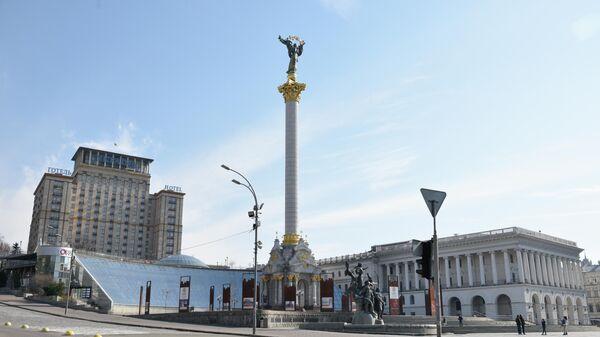 Майдан Независимости в Киеве