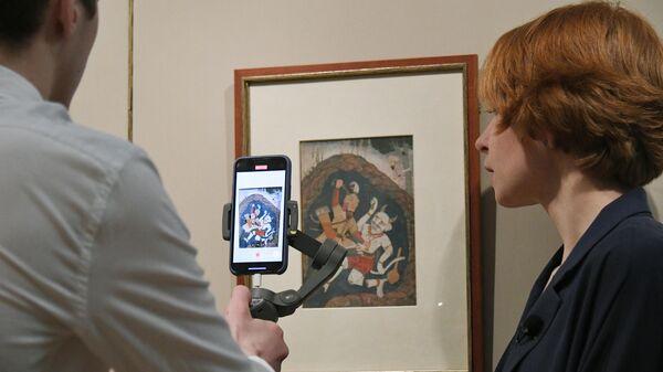 Запись онлайн-экскурсии в музее Востока