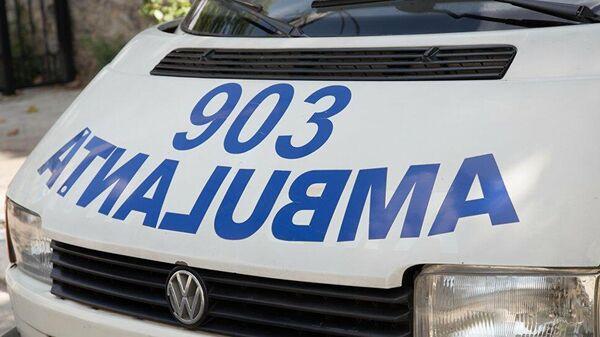 Автомобиль скорой помощи в Молдавии