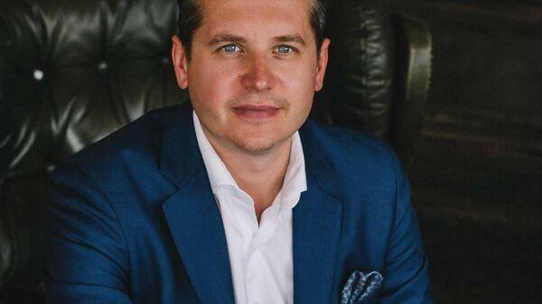 Управляющий партнер компании S.A. Ricci-жилая недвижимость Сергей Егоров