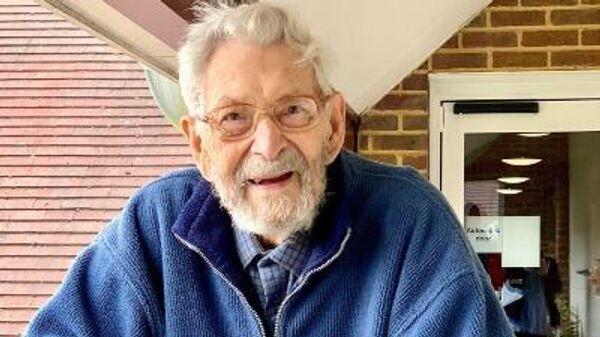 Самый пожилой мужчина в мире Роберт Уэйтон
