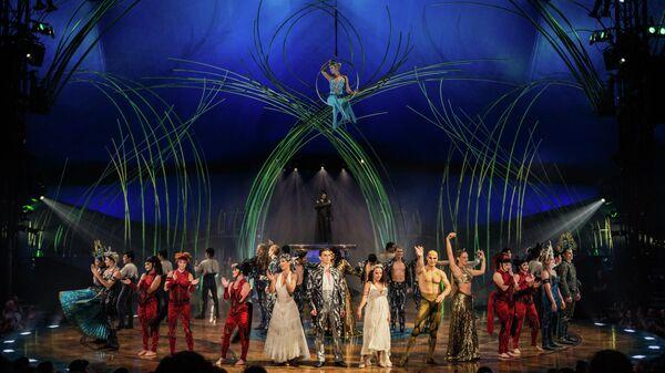 Шоу Amaluna Cirque du Soleil