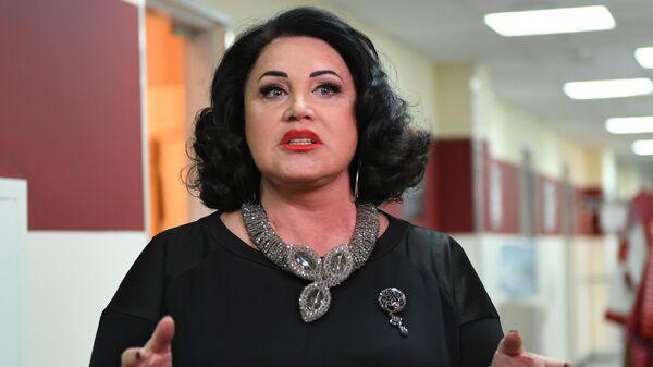 Народная артистка России Надежда Бабкина