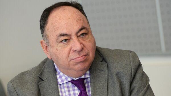 Посол Республики Эквадор в РФ Хулио Прадо Эспиноса
