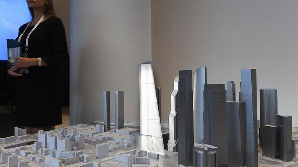 В Москве построят новый самый высокий небоскреб в Европе