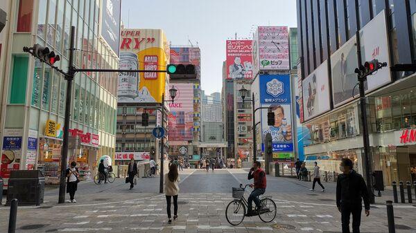 Район Дотомбори в Осаке