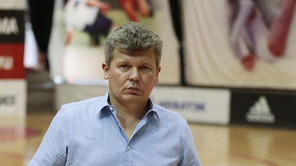Бывший мини-футболист сборной России Аркадий Белый