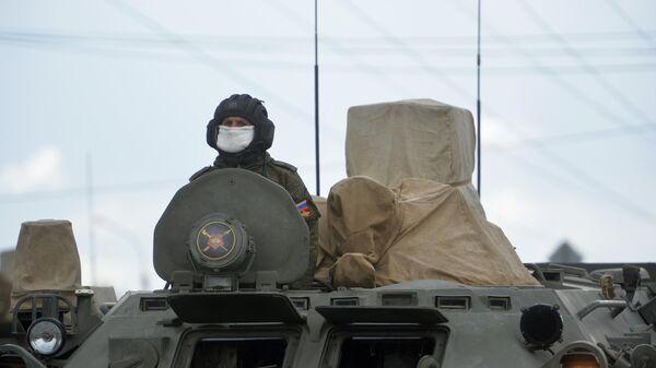 Репетиция парада Победы в Екатеринбурге