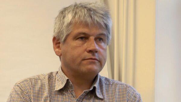 Директор германо-российского музея Берлин-Карлсхорст Йорг Морре