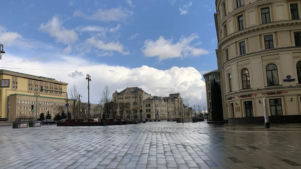Новая площадь в Москве